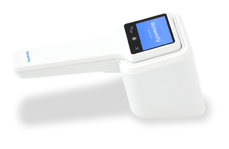 Kabellose Kamera des Dynamify Dermatoskop